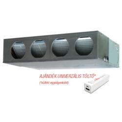 FUJITSU ARYG24LMLA/AOYG24LALA (kültéri+beltéri egység+UTD-RF204) Légcsatornás split klíma 6,8 kW, Hősziv, invert, R410A