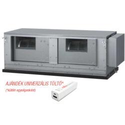 FUJITSU ARYC90LHTA/AOYA90LALT (kültéri + beltéri egység) Légcsatornás split klíma 25 kW, R410A, inverter, hősziv 400V