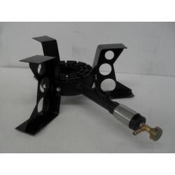 Gázzsámoly -3 lemez láb, termoelem nélkül, PB
