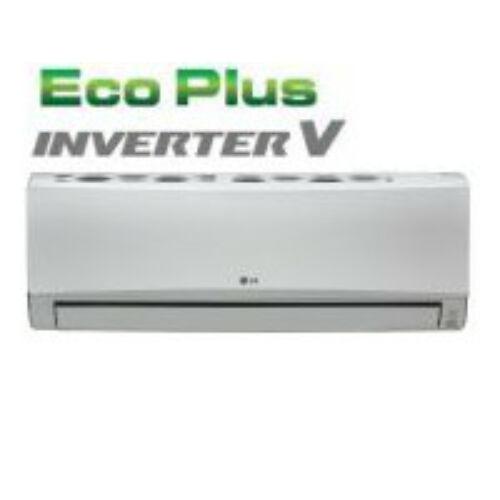LG E09EL Eco plus (kültéri+beltéri egység) Oldalfali split klíma  2,5 kW,Hősz,  Inverter